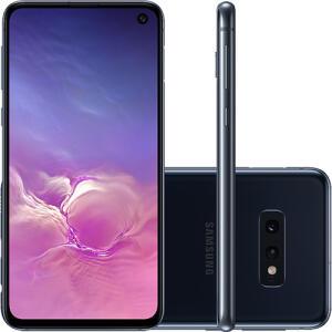 "(1699 AME+CC Americanas) Smartphone Samsung Galaxy S10e 128GB Dual Chip Android 9.0 Tela 5,8"" OCTA-CORE + GALAXY FIT"
