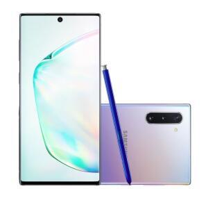 [R$ 2923 - AME] Samsung Galaxy Note 10 256GB Prata