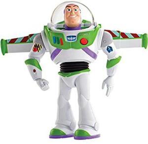 Buzz Lightyear, Mattel | R$220,50 + frete grátis