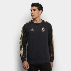 Moletom Real Madrid Adidas Treino
