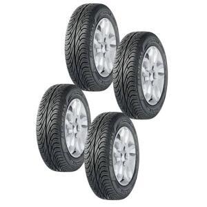 Pneus de Alta Resistência 175/70 R13 82T Altimax General Tire 4 unidades by Continental - R$657