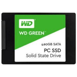 "(Marketplace) SSD WD Western Digital 480GB SATA 6Gb/s 2.5"" - WDS480G2G0"