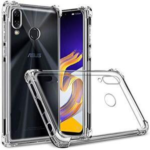 Cell Case Capa Anti-Impacto Transparente para Asus Zenfone 5/5Z