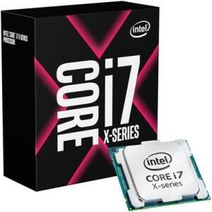 Processador Intel Core i7-9800X Skylake Cache 16.5MB 3.8GHz (4.5Ghz Max Turbo) LGA 2066 - BX80673I79800X