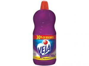 APP - Desinfetante Veja Perfumes Lavanda e Bem estar 2L