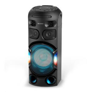 Mini System Sony Torre de Som MHC-V42D Bluetooth MP3 USB HDMI DVD R4 1399