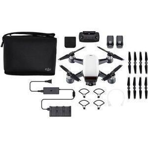 [Retirar na Loja] Drone Spark (Combo Fly More) Alpine White Homologado