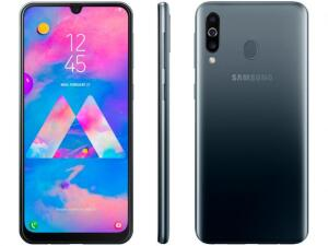 Samsung Galaxy M30 64GB Preto