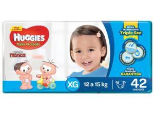 [APP] Fralda Huggies XG pacote com 42 | R$30