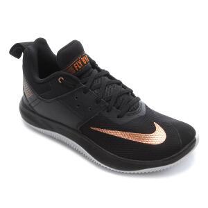 Tênis Nike Fly By Low II Masculino - Preto e Bronze R$170