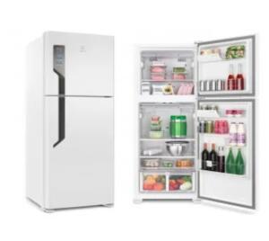 Refrigerador Top Freezer 431L Branco TF55 - Electrolux R$2099