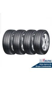 Conjunto 4 Pneus Aro 15 195 60R15 ProTech II 15621370000 Viking