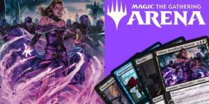 [Grátis] Magic: The Gathering Arena - Liliana's Legion Deck