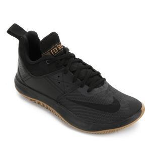 Tênis Nike Fly By Low II Masculino - Chumbo e Preto