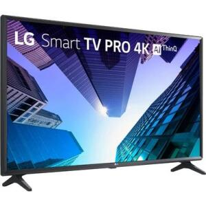 Smart TV LED 49´ 4K LG, 3 HDMI, 2 USB, ThinQ AI - 49UM731C0SA.BW