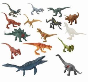 Conjunto Jurassic World Mattel - 15 Dinossauros