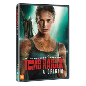 DVD - Tomb Raider: A Origem