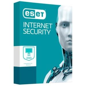 ESET INTERNET SECURITY | ANTIVÍRUS [2 ANOS]