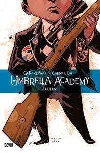 HQ | Umbrella Academy 02 Dallas - R$33