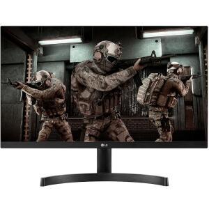 Monitor Gamer LG LED 23.8´, Full HD, IPS, 2 HDMI, FreeSync, 1ms - 24ML600M - R$600