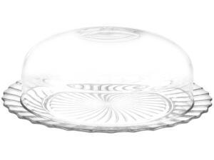 Queijeira de Vidro com Tampa Ruvolo - New Gourmet R$ 18