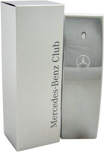 [Prime] Mercedes Benz Club for Men EDT 100 ml, Mercedes Benz, Cinza R$ 230