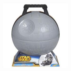 Hot Wheels Star Wars Porta Nave Estrela da Morte - Mattel   R$60