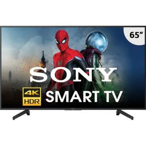 "Smart TV LED 65"" Sony TRILUMINOS KD-65X705G"