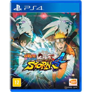 Game Naruto Shippuden: Ultimate Ninja Storm 4 - PS4 R$ 35