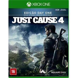 Jogo Just Cause 4 Edição Day One - Xbox One R$38