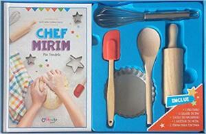 [Prime] Livro - Chef Mirim Capa dura R$ 58