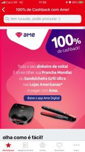 [100% AME - Lojas Americanas] Prancha Tourmaline Íon Bivolt Mondial