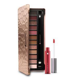 [AME R$157] Kit Paleta de Sombras Adoro Rosês + Batom Super Tint + Caixa Cubo G | R$196