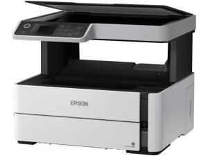 Impressora Multifuncional Epson EcoTank M2140 R$ 900
