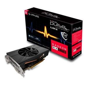 Placa de Vídeo Sapphire Radeon RX 570 Pulse Itx 4GB GDDR5