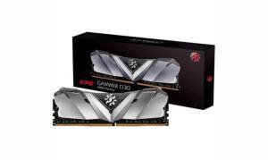 Memória XPG Gammix D30, 8GB, 2666Mhz, DDR4, CL16