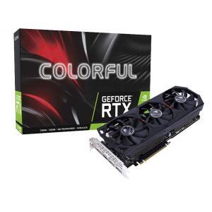 Placa de Vídeo Colorful GeForce RTX 2070 Super 8G-V, 8GB GDDR6, 256Bits