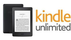 30 dias grátis de Kindle Unlimited
