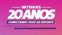 ANIVERSÁRIO NETSHOES ATÉ 70% + CUPONS DE ATÉ R$ 200,00! APROVEITE!!