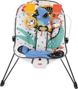 [Prime] Cadeirinha de Descanso Relaxante, Mattel, Fisher Price, Multicolorido R$ 189