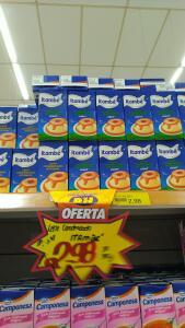 [Supermercados BH] Leite condensado Itambé - R$3