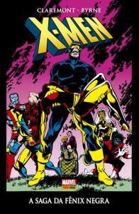X-Men: A Saga da Fênix Negra Completa - Capa Dura