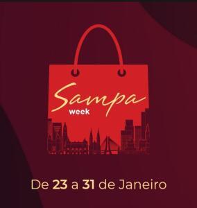 Sampa Week - descontos no aniversario da cidade