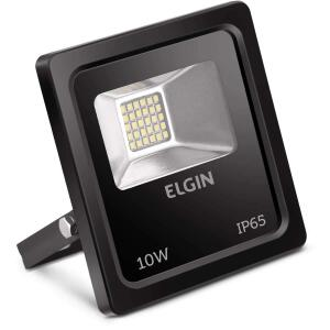 Refletor Projetor Power LED Elgin No Voltagev