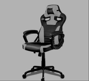 Cadeira Gamer Pichau Shield Branca BY-8095WHITE