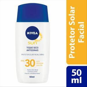Filtro Solar Nivea FPS 30