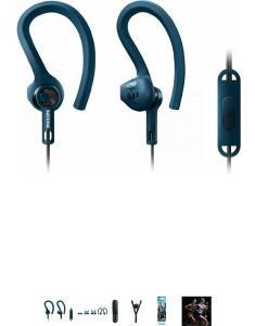Fone de Ouvido SHQ1405BL/00 PHILIPS Azul, Philips, SHQ1405BL/00, Azul