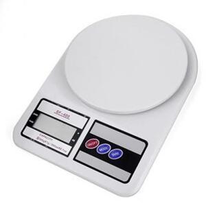 Balança Digital De Cozinha Sf-400 - Até 10kg - Branca