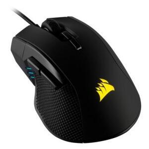 Mouse Gamer Corsair Ironclaw, 18000dpi, RGB, Óptico, Preto - CH-9307011-NA R$180