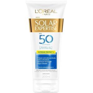 Protetor Solar Corporal Fps 50 200ml De Loréal Paris
